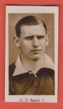 Arsenal Cliff Bastin England 1